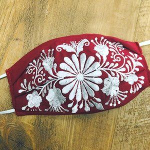 Embroidered College Texas A & M Aggies Face Mask
